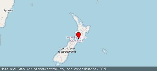 New Zealand. Aotearoa