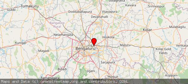 Benniganahalli Lake, Dooravani Nagar, Bengaluru, Karnataka