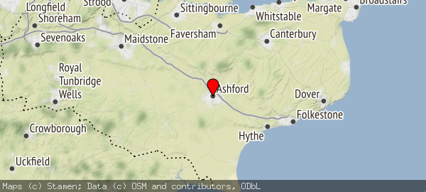 Ashford, Kent