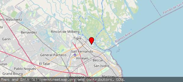 Río Luján, San Fernando, Buenos Aires, Argentina