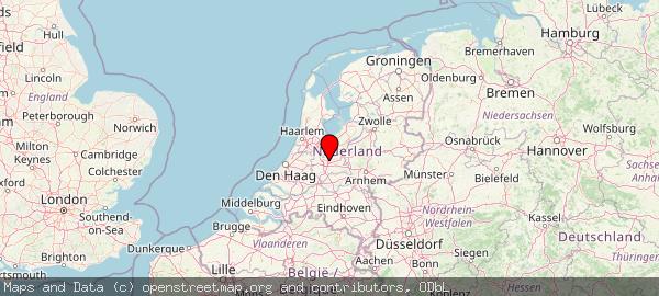 Provincie Utrecht, Nederland
