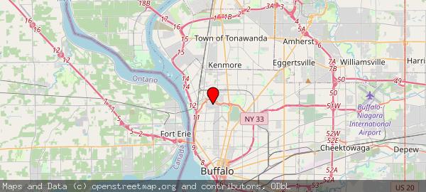 Buffalo State, Elmwood Avenue, Buffalo, NY, United States
