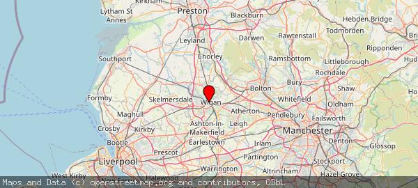 Wigan, UK