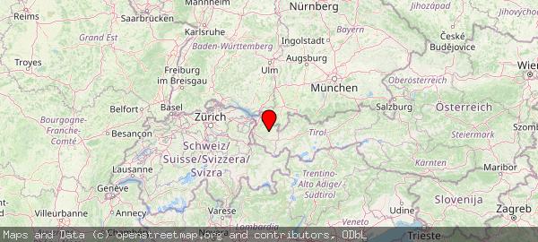 Vorarlberg, Österreich