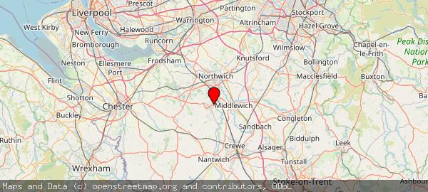 Winsford, Cheshire
