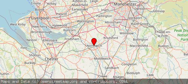 Northwich, Cheshire, UK