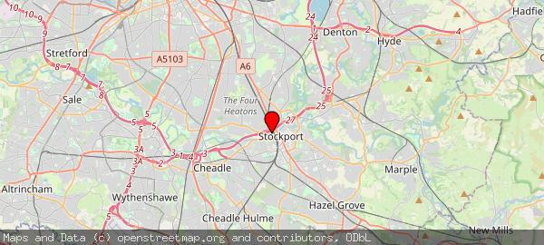 Wear Mill, Chestergate, Stockport SK3 0AG, UK