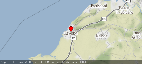 8, 8a Old St, Clevedon BS21 6ND, UK