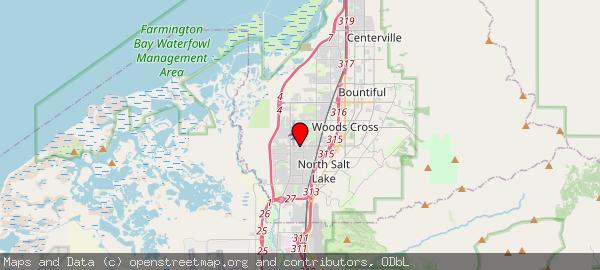 555 W 1100 N, North Salt Lake, UT 84054, USA