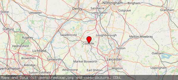 Coalville LE67, UK