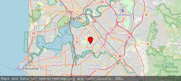 Curtin University, Bentley, Western Australia, Australia