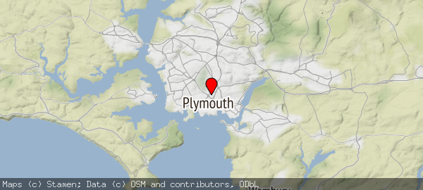 Plymouth University, Drake Circus, Plymouth, United Kingdom