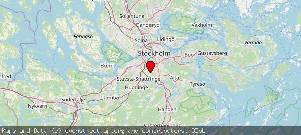Bandhagen, Stockholm