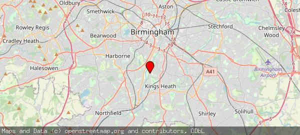 Holders Lane, Birmingham, United Kingdom