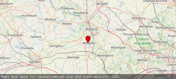 Abingdon, Oxfordshire