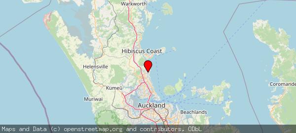 Deep Creek, Waiake, Torbay, Auckland, 0630