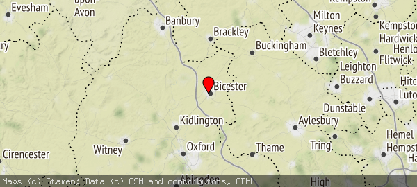 Bicester Oxfordshire