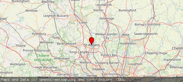 St Albans Hertfordshire