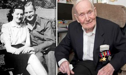 Save Robbie Clark, 96 Yr Old War Hero from Eviction