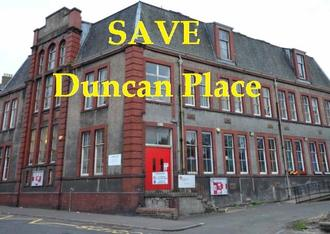 Save Duncan Place Resource Centre