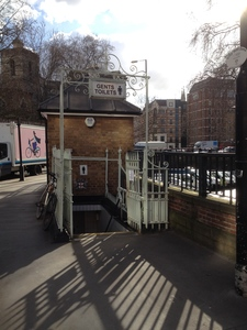 Save West Smithfield Public Toilet from Closure