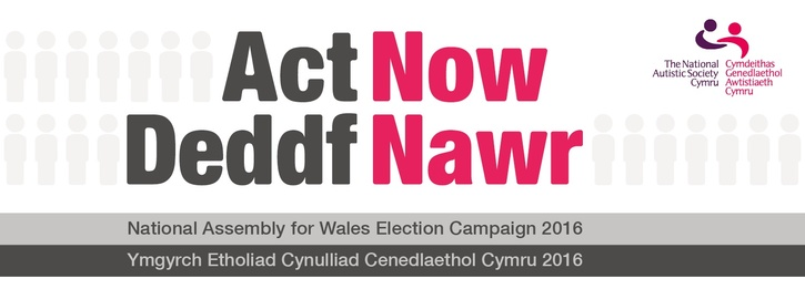 Act Now: we need an Autism Act for Wales