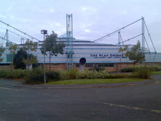 Save the Clydebank Playdrome