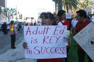Invest in Adult Education