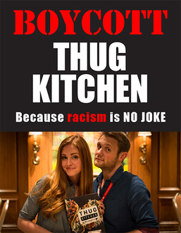 """Petition Against """"Thug Kitchen"""" in Melbourne"""