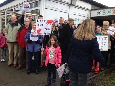 Help Us Save Hale Library