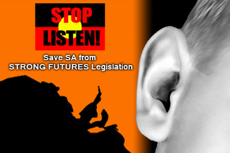 Save SA from Stronger Futures