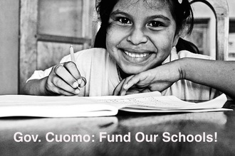Gov Cuomo: Fully and fairly fund New York schools