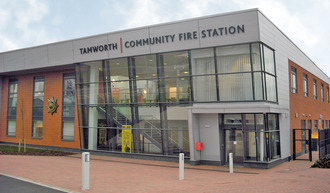 Save Tamworth central fire station