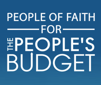 Tell Congress to support a truly moral budget