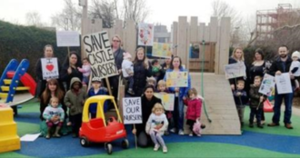 SAVE CASTLE NURSERY SCHOOL