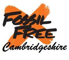Fossil Free Cambridgeshire - Divest Now!