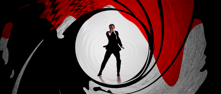 Gun barrel sequence  James Bond Wiki  FANDOM powered by