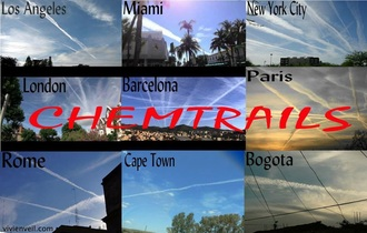 Against weather modification, geoengineering, chemtrails and haarp