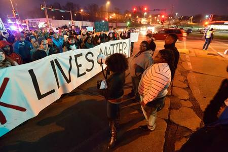 Demand UN Intervention Now: Stop the War on Black People!