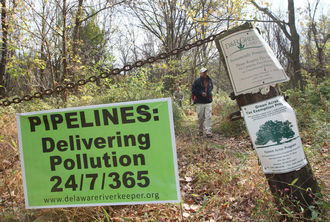Stop the PennEast Pipeline, Save the Environment!