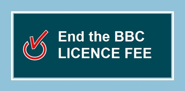 End the BBC Licence Fee