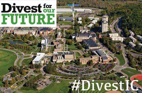 Divest Ithaca College from Fossil Fuels
