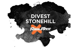 Divest Stonehill College from Fossil Fuels