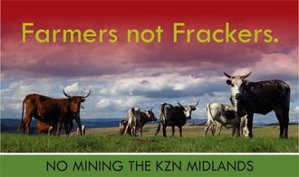 Farmers not frackers