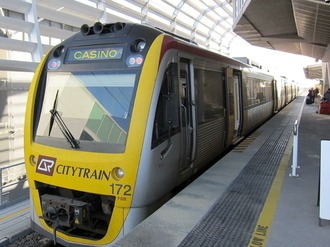'Queensland Rail to Casino'