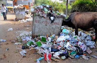 Garbage disposal problems of Cities and towns in Tamil Nadu