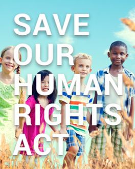 Save our Human Rights