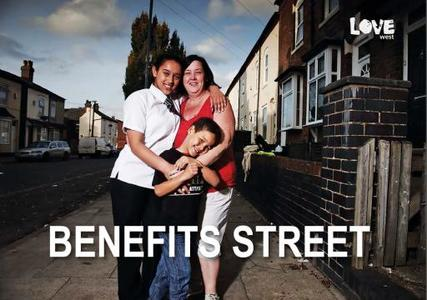 STOP 'POVERTY PORN' PROGRAMS SUCH AS 'BENEFITS STREET' DEMONISING THE MOST VULNERABLE IN SOCIETY!