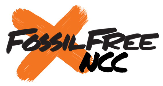 Divest North Central - Fossil Free NCC