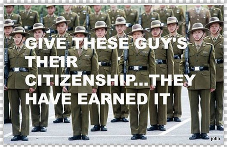 British Citizenship for Gurkhas